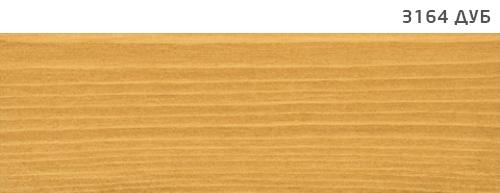 3164 Цветное масло дуб 0,75л