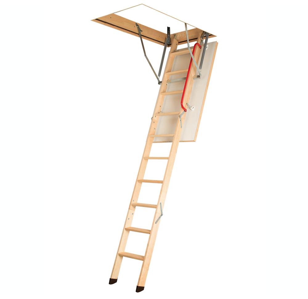 Лестница чердачная FAKRO LWK Plus 94х60/280 см