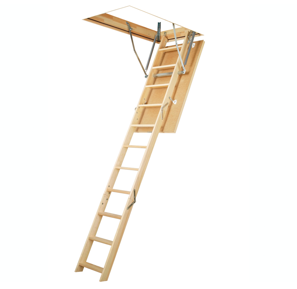 Лестница чердачная FAKRO LWS Plus 94х60/280 см