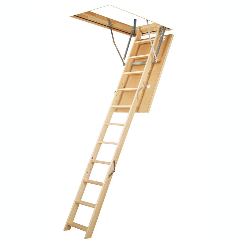 Лестница чердачная FAKRO LWS Plus 130х60/305 см