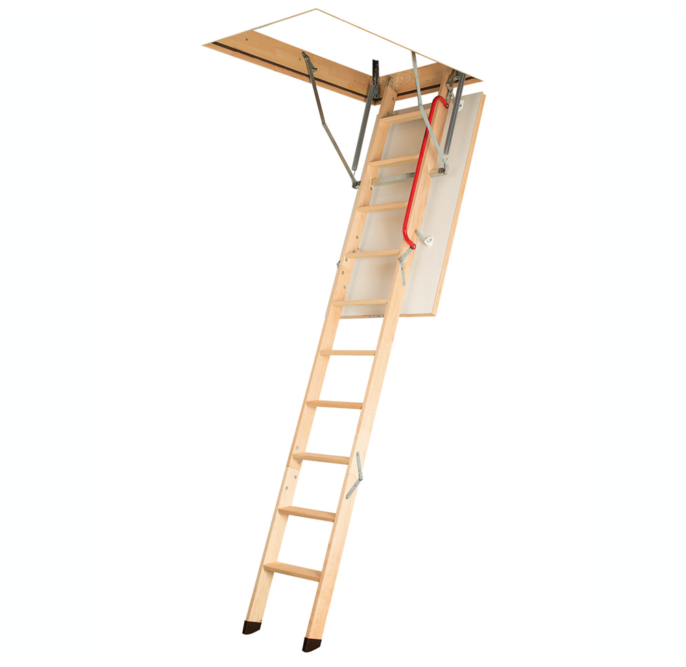 Лестница чердачная FAKRO LWK Plus 120х60/280 см