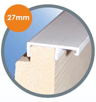 Декоративная планка Minka fix 27 mm