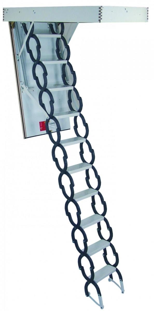Лестница чердачная MINKA Elegance 90х70