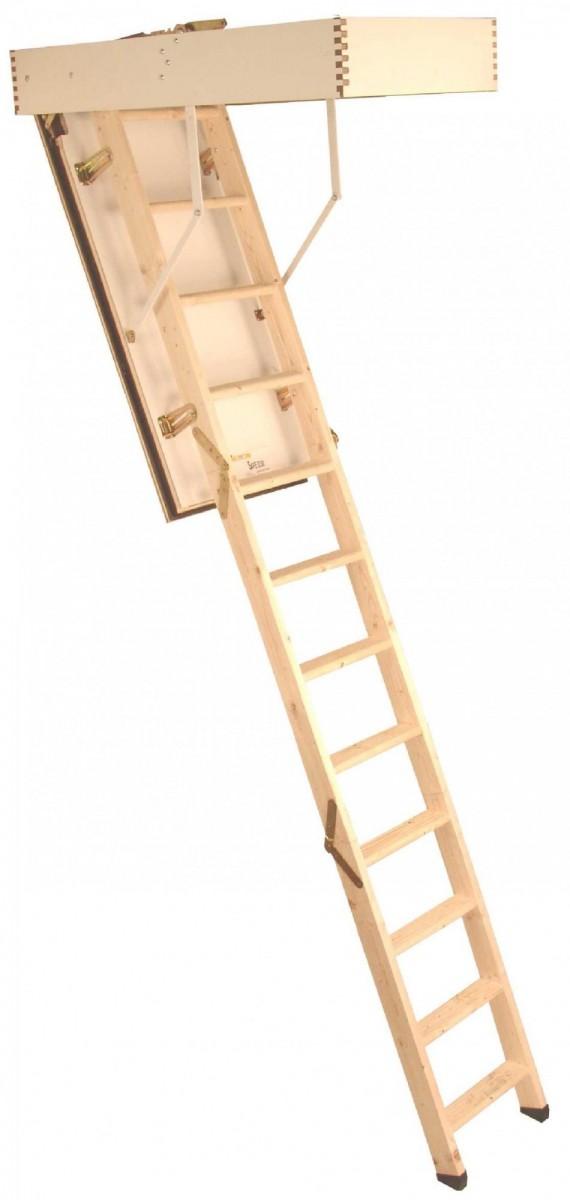 Лестница чердачная MINKA Eurofire protect 120х70
