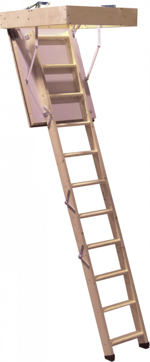 Лестница чердачная MINKA Polar 60 mm 85х70