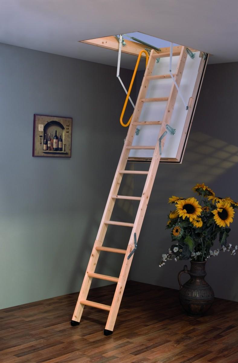 Лестница чердачная MINKA Polar extrem 130х70