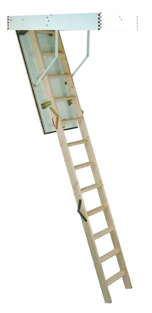 Лестница чердачная MINKA Tradition Plus 140х70