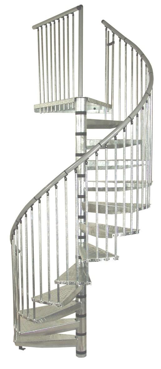 Уличная лестница MINKA Rondo-Zink 160
